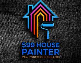 #157 cho $99 House Painter Logo bởi Designnwala