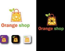 Naima181 tarafından Orange shop logo design için no 137