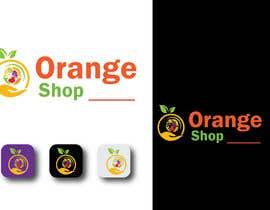 Naima181 tarafından Orange shop logo design için no 138