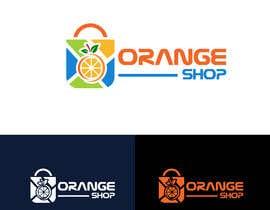rima439572 tarafından Orange shop logo design için no 245