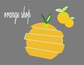 Farvahabib tarafından Orange shop logo design için no 258