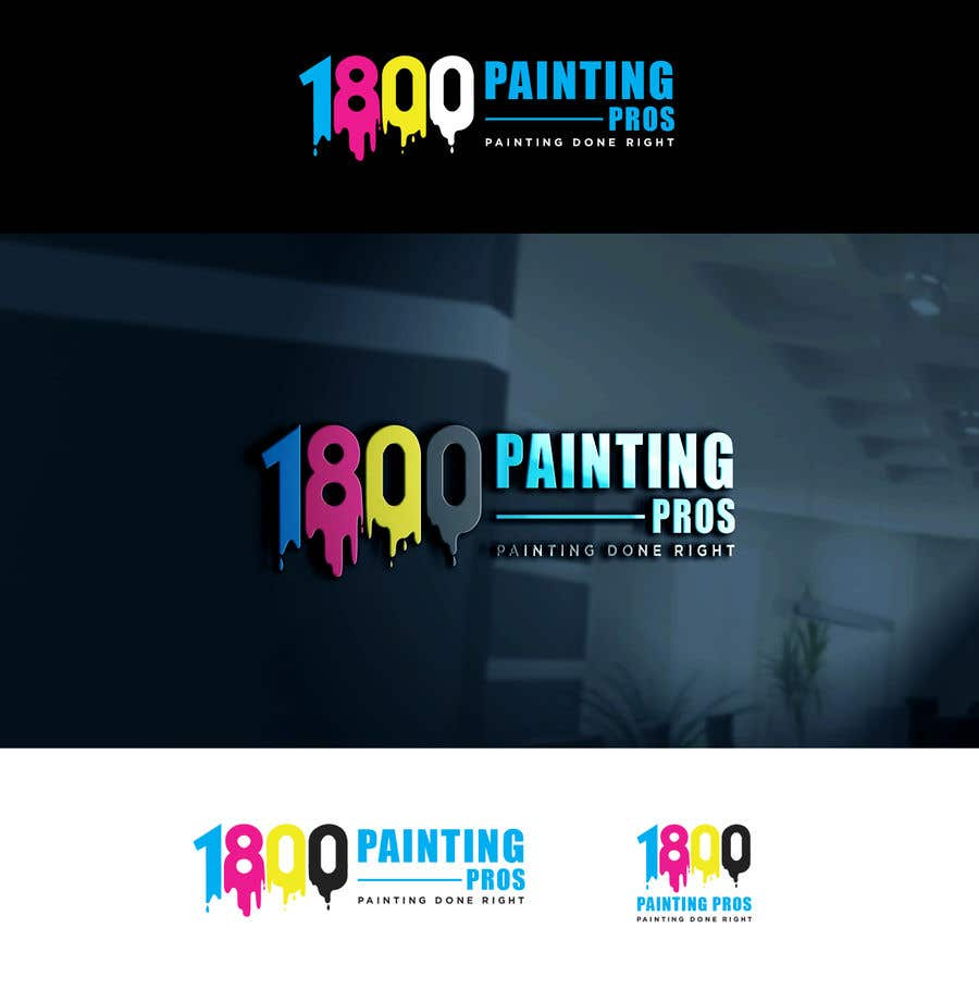 Penyertaan Peraduan #                                        32                                      untuk                                         1 800 Painting Pros // 1800PaintingPros.com