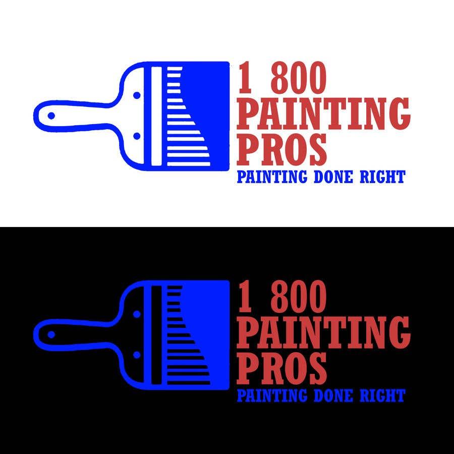 Penyertaan Peraduan #                                        34                                      untuk                                         1 800 Painting Pros // 1800PaintingPros.com
