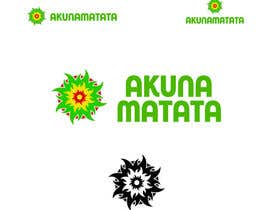 #83 for Design a Rasta/Hippy style Logo for Akunamatata by Thinkcreativity