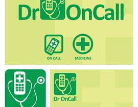 "nº 6 pour Design a Logo for ""Dr OnCall"" application/website par sohiringuess"