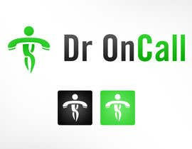 "nº 7 pour Design a Logo for ""Dr OnCall"" application/website par elliotthefford"