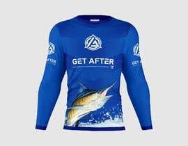 #6 untuk Design me a Fishing Shirt oleh Herditio