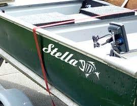 #102 for Boat decal af biproshik