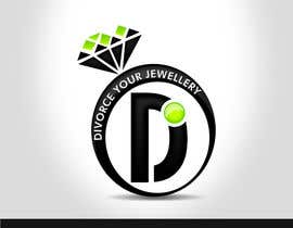 #123 for Logo Design for Divorce my jewellery af shakimirza