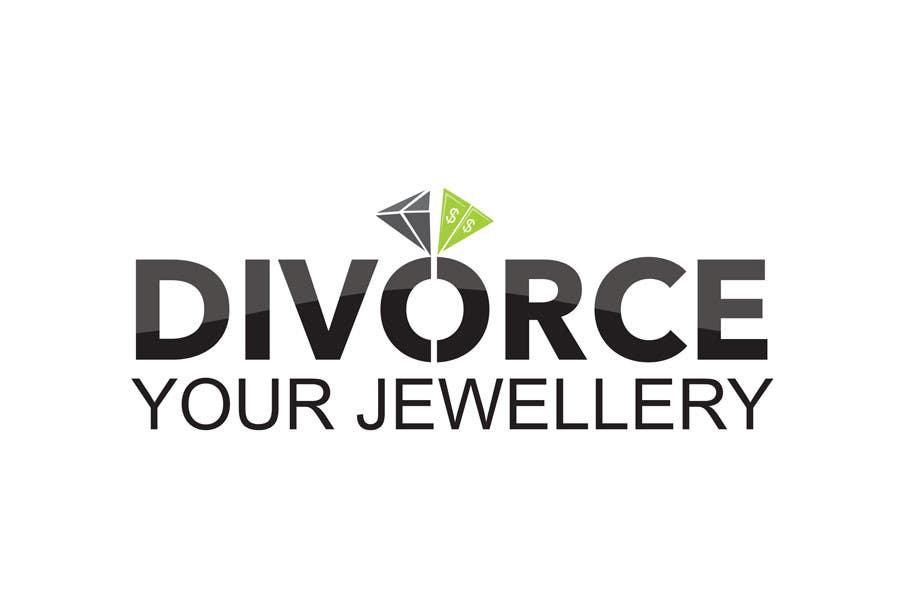 Contest Entry #                                        115                                      for                                         Logo Design for Divorce my jewellery