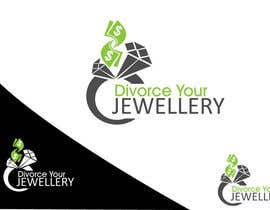 #63 para Logo Design for Divorce my jewellery por danumdata