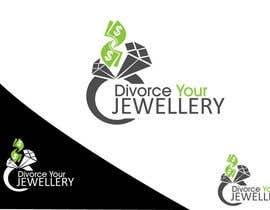 #64 untuk Logo Design for Divorce my jewellery oleh danumdata