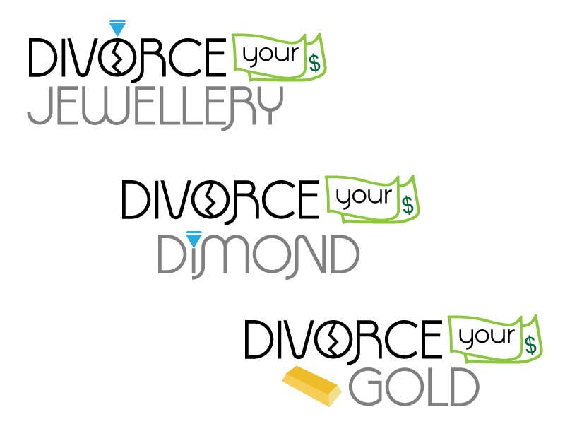 Contest Entry #                                        119                                      for                                         Logo Design for Divorce my jewellery