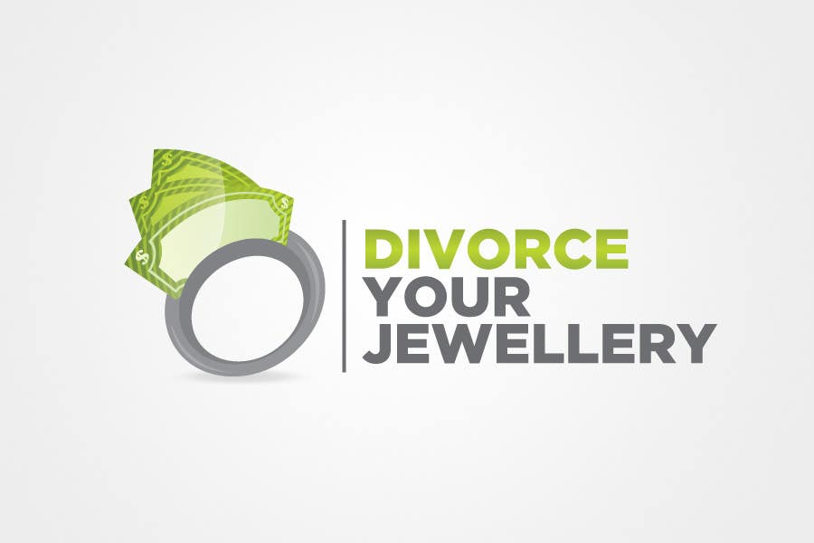 Contest Entry #                                        20                                      for                                         Logo Design for Divorce my jewellery