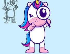 #28 for simple cartoon character af Azrincheadnan