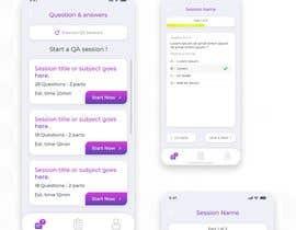#54 untuk Design me a Mobile App oleh zakipatel91