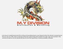 #6 untuk Design and draw a dragon logo for a sketch idea oleh sf264