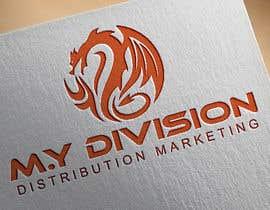 #67 untuk Design and draw a dragon logo for a sketch idea oleh sufia13245
