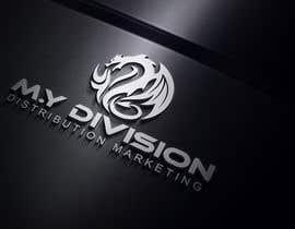 #68 untuk Design and draw a dragon logo for a sketch idea oleh sufia13245