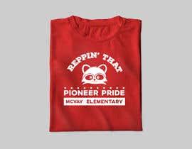 #113 para McVay Elementary Reppin that Pioneer Pride Tee Shirt logo por alamindesign