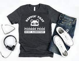 #114 para McVay Elementary Reppin that Pioneer Pride Tee Shirt logo por alamindesign