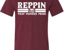 #135 para McVay Elementary Reppin that Pioneer Pride Tee Shirt logo por GDProfessional