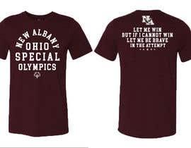 GDProfessional tarafından New albany Special Olympics Tee Shirt Design için no 59