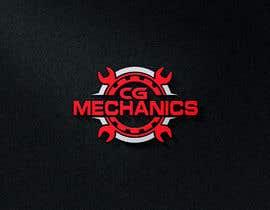 #97 for Design a Logo for CG Mechanics af golammostofa0606