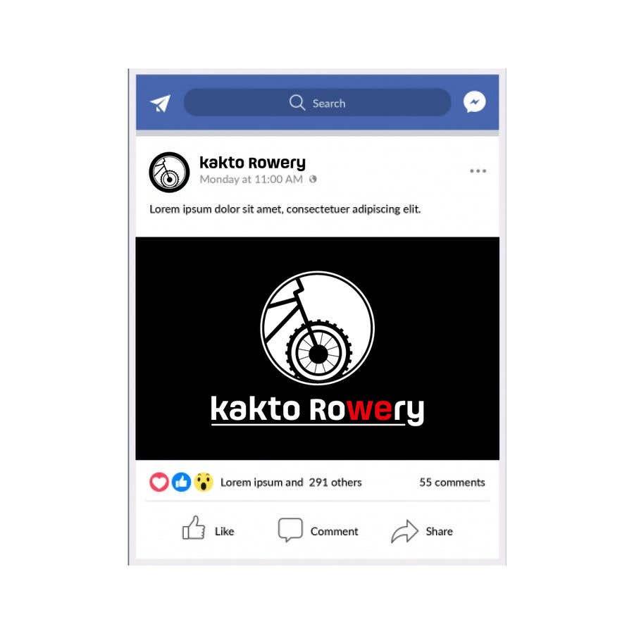Penyertaan Peraduan #                                        5                                      untuk                                         Logo o tresci rowerowej