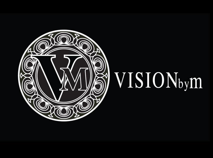 Bài tham dự cuộc thi #46 cho Design a Logo for Fashion show apparel- VISION by M