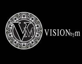 AnaCZ tarafından Design a Logo for Fashion show apparel- VISION by M için no 47