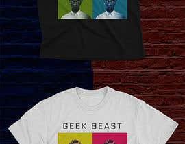 marinauri tarafından T-shirt Design for Geek/Tech content creator için no 21