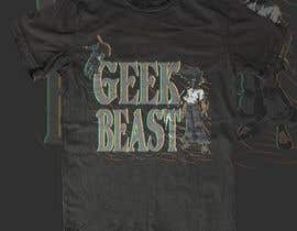 Abukawshik tarafından T-shirt Design for Geek/Tech content creator için no 35