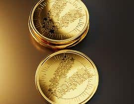 Nro 83 kilpailuun Make a coin käyttäjältä RaoufMebarkia