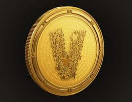 Nro 75 kilpailuun Make a coin käyttäjältä deeps831