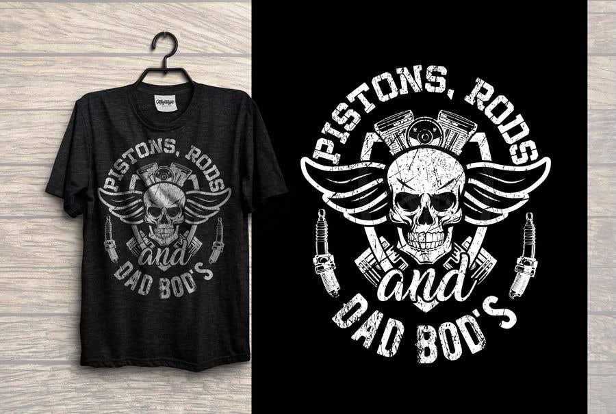 Penyertaan Peraduan #                                        46                                      untuk                                         T Shirt print designs - multiple required