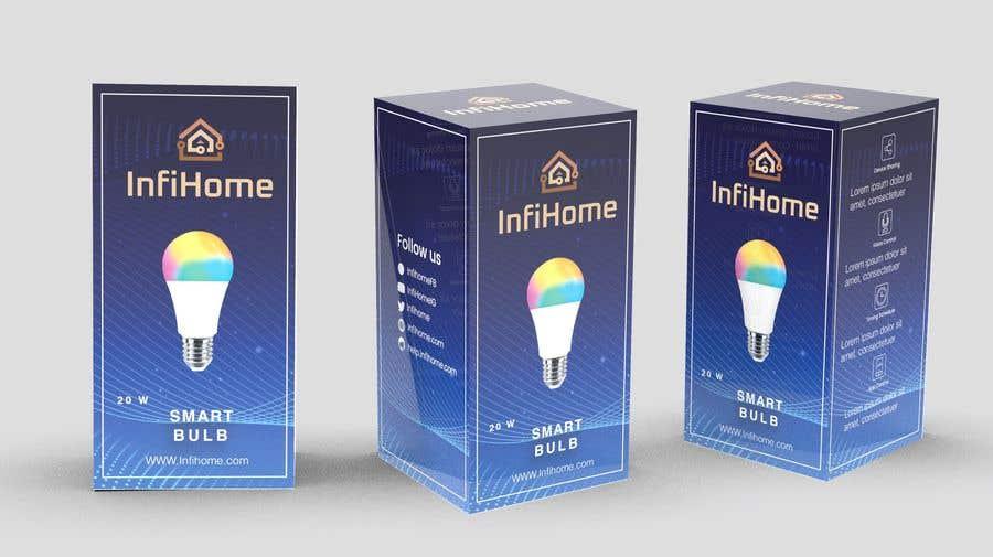Penyertaan Peraduan #                                        8                                      untuk                                         Design a product package/box