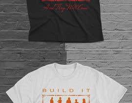 #56 untuk T Shirt print designs - multiple required - 13/05/2021 00:04 EDT oleh marinauri
