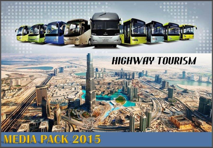 Konkurrenceindlæg #                                        18                                      for                                         Design a Brochure for Index Media UAE