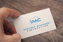 Design a Logo for Investmet Management Corporation Pty Ltd için Graphic Design367 No.lu Yarışma Girdisi