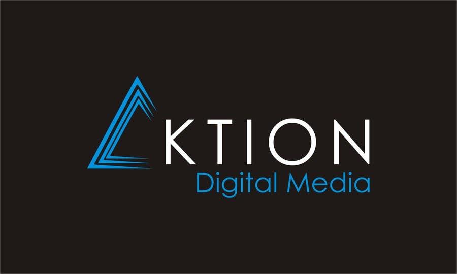 Contest Entry #                                        772                                      for                                         Design a Logo for Aktion Digital Media