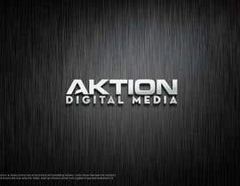SaritaV tarafından Design a Logo for Aktion Digital Media için no 649