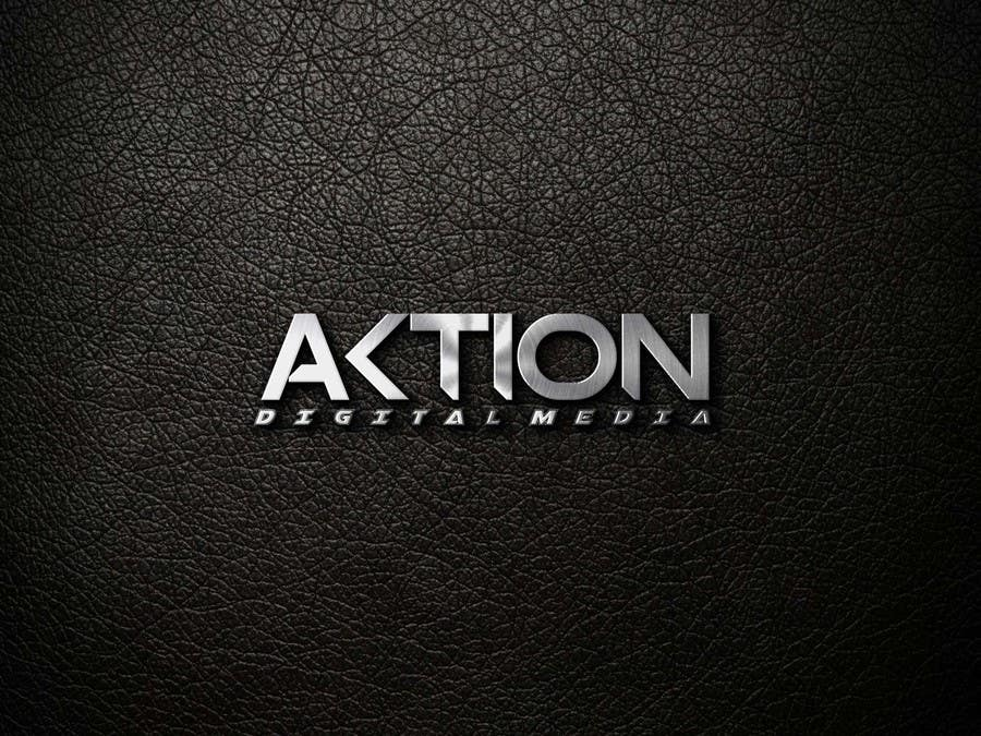 Contest Entry #                                        816                                      for                                         Design a Logo for Aktion Digital Media