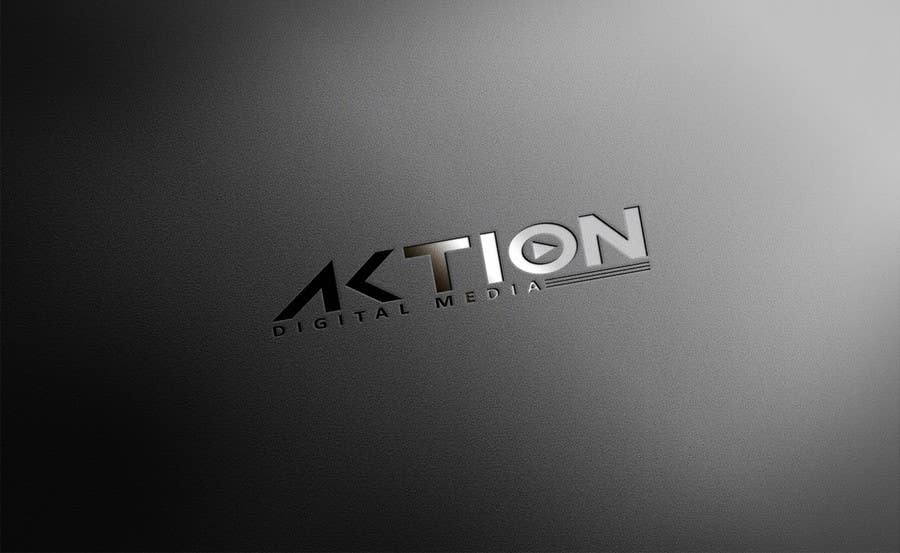 Contest Entry #                                        891                                      for                                         Design a Logo for Aktion Digital Media