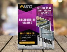 graphymehfooz tarafından design a flyer for wellington construction glazing için no 79