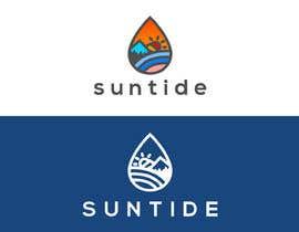 #173 for Logo design - Suntide (beach product) af MoazAlike