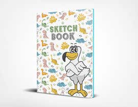 Nro 25 kilpailuun Design a Sketch Book Cover (Front, Back and Spine) käyttäjältä bishwarupkar