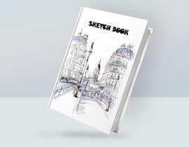 Nro 9 kilpailuun Design a Sketch Book Cover (Front, Back and Spine) käyttäjältä fatemaakterkeya1