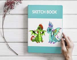 Nro 15 kilpailuun Design a Sketch Book Cover (Front, Back and Spine) käyttäjältä fatemaakterkeya1