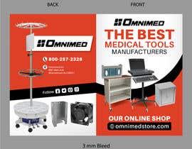 Nro 119 kilpailuun Design a Brochure Cover (Front and Back) käyttäjältä mylogodesign1990